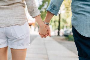 la relacion de pareja